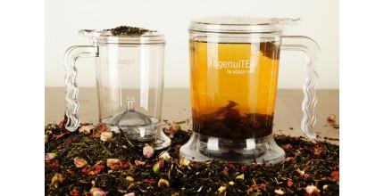 Zásoba čajů pro čajomily