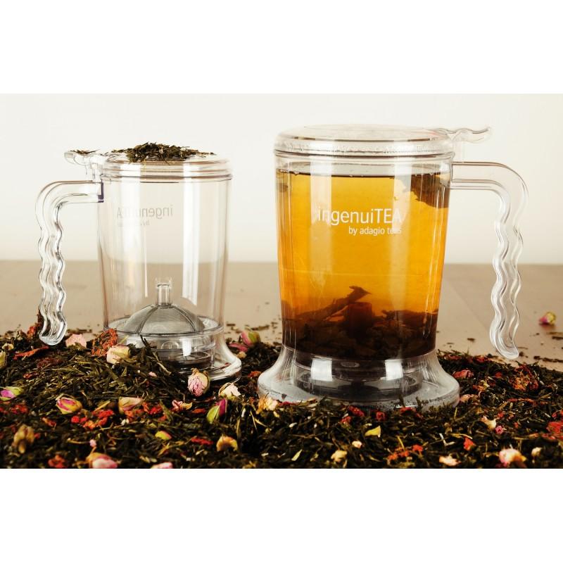 Dárkový poukaz na čajový balíček pro čajopíjce v hodnotě 1000 Kč