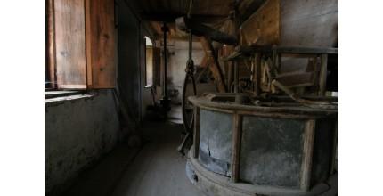 Ubytování v historickém vodním mlýně s prohlídkou