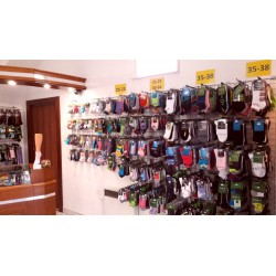 Nákup ponožek a punčochového zboží