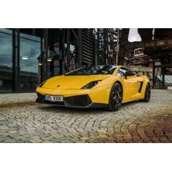Dárkový poukaz na 10 minut adrenalinu ve Ferrari a Lamborghini - 1599 Kč