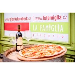 Dárkový poukaz na dobroty v pizzerii ve Šternberku v hodnotě 700 Kč