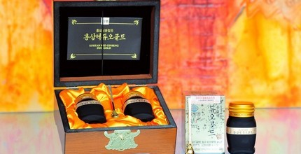 Korejský ženšen