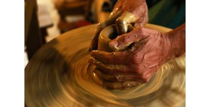 Odpolední minikurz keramiky a hrnčířství