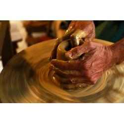 Dárkový poukaz na odpolední minikurz keramiky a hrnčířství - 400 Kč