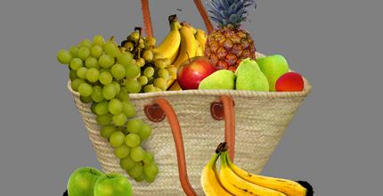 Nákup potravin s výživovou poradkyní