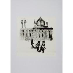 Dárkový poukaz na moderní umění z DP Galerie v hodnotě 2000 Kč