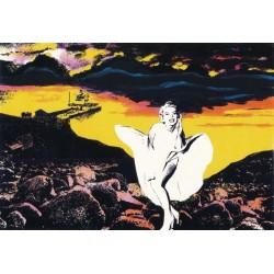 Dárkový poukaz na moderní umění z DP Galerie v hodnotě 5000 Kč