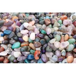 Léčivé kameny a esoterické předměty v hodnotě 1500 Kč