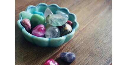 Léčivé kameny a esoterické předměty
