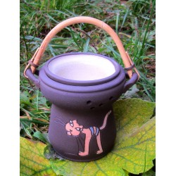 Dárkový poukaz na rukodělnou keramiku nejen pro kočkomily - 2000 Kč