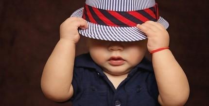 Designová dětská móda pro nejmenší