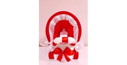 Plenkový kočárek - praktický dárek pro nové miminko