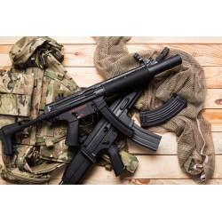 Zbraně útočných jednotek
