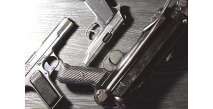 Komfortní zbraně
