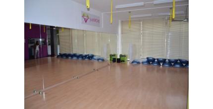 Deset skupinových lekcí ve fitness studiu v Brně