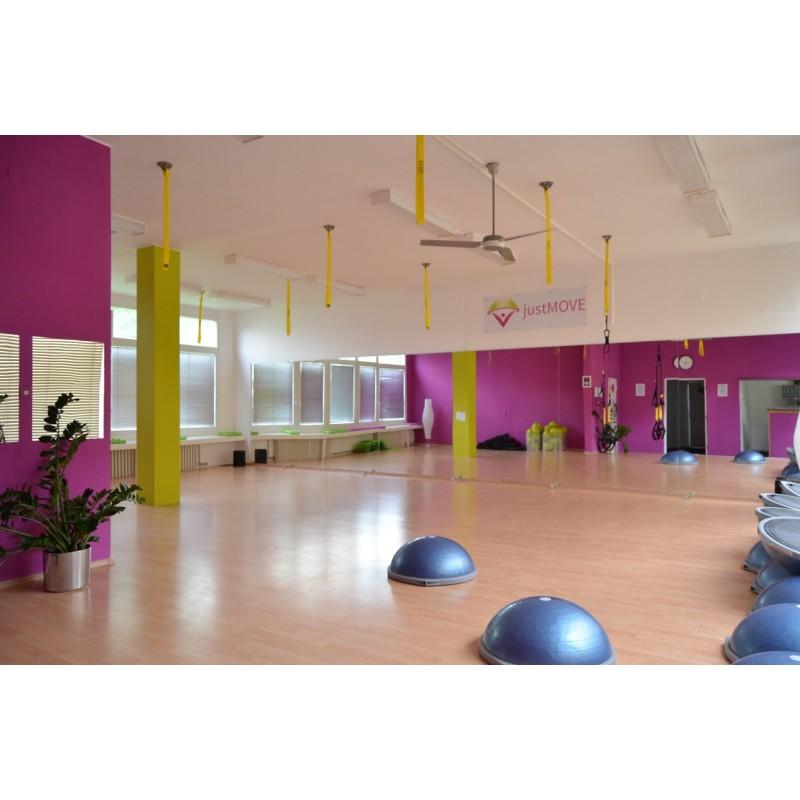 Dárkový poukaz na deset skupinových lekcí ve fitness v Brně - 1600 Kč