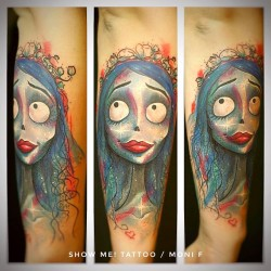 Dárkový poukaz na originální tetování z Show me! Tattoo v hodnotě 1500 Kč