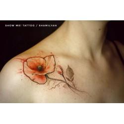 Dárkový poukaz na originální tetování z Show me! Tattoo v hodnotě 3000 Kč