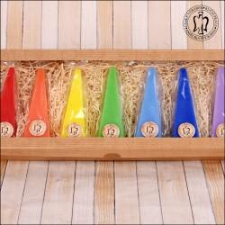 Dárkový poukaz na voňavé svíčky z Andělské svíčkárny v hodnotě 500 Kč