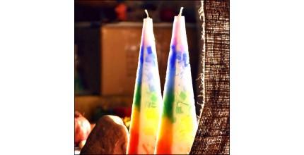 Voňavé svíčky z Andělské svíčkárny