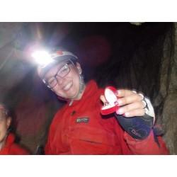 Dárkový poukaz na rande v jeskyni v hodnotě 3 950 Kč
