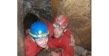 Rande v jeskyni