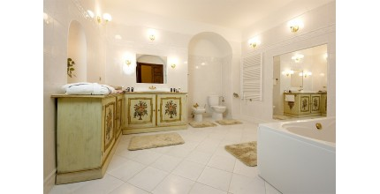 Luxusní romantika v prezidentském apartmá pro dva