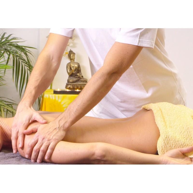 Dárkový poukaz na hodinovou masáž dle vlastního výběru v hodnotě 500 Kč