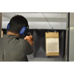 Sebeobranná střelba – pistole
