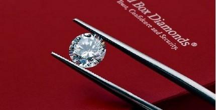 RED BOX DIAMONDS - certifikovaný diamant