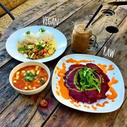 Dárkový poukaz na 5x veganské polední menu bez výčitek v hodnotě 515 Kč