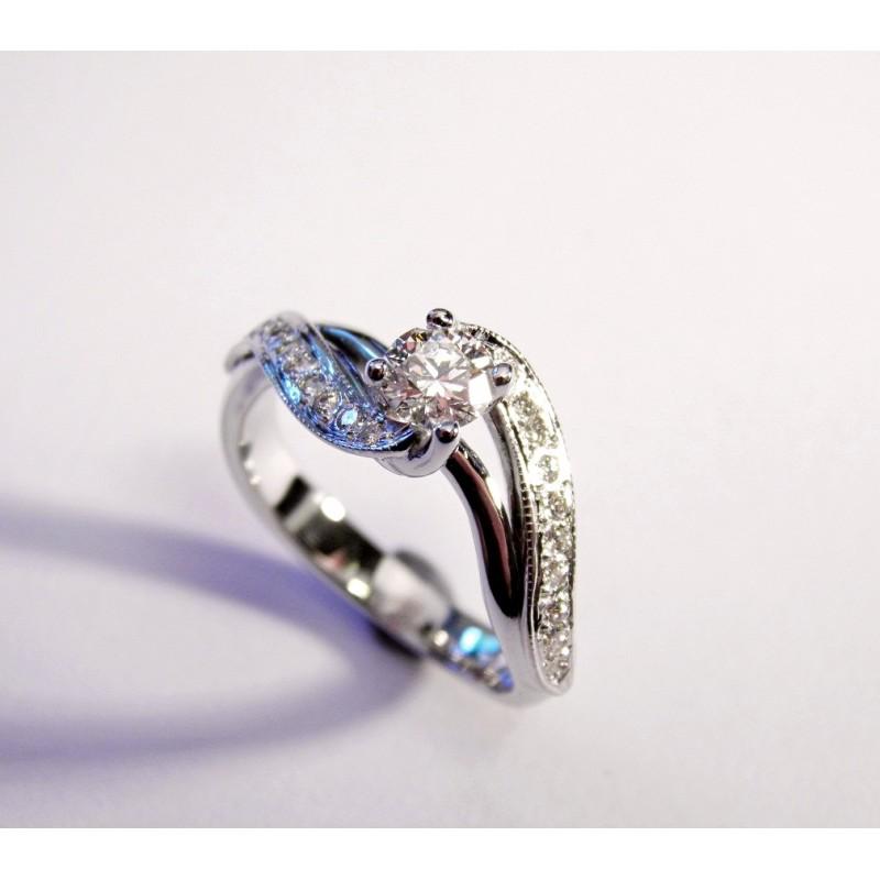 Dárkový poukaz na originální luxusní zakázkový šperk - 15 000 Kč