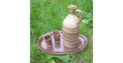 Rukodělná keramika (nejen) pro pijáky