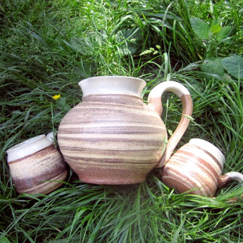 Dárkový poukaz na rukodělnou keramiku (nejen) pro pijáky v hodnotě 300 Kč