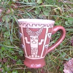 Dárkový poukaz na rukodělnou keramiku (nejen) pro cestovatele v hodnotě 1000 Kč