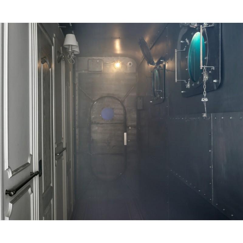 Dárkový poukaz na únikovou hru Titanic v hodnotě 1500 Kč