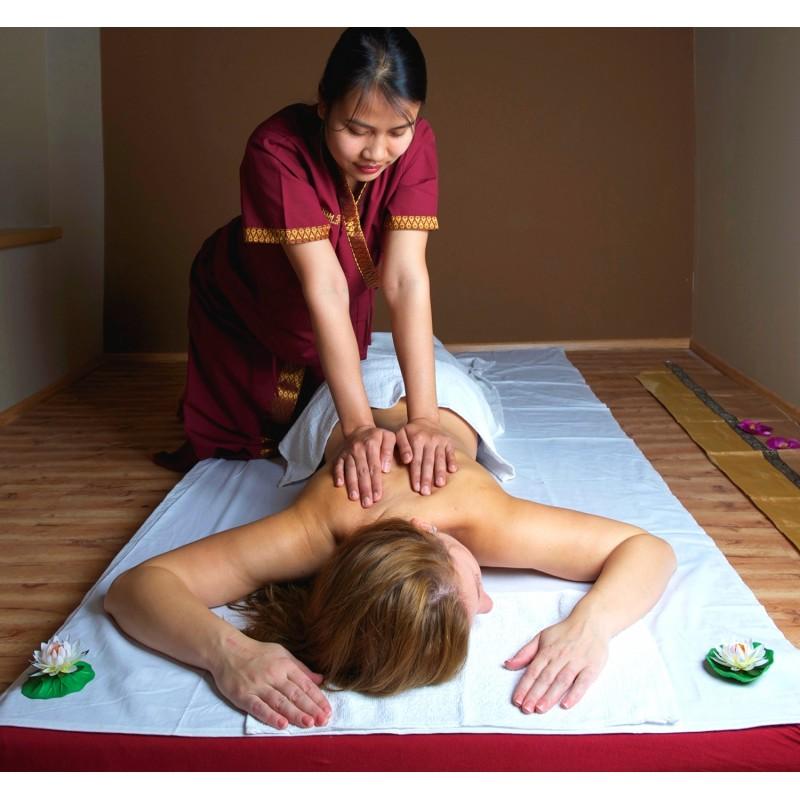 Dárkový poukaz na tradiční thajskou masáž  v hodnotě 790 Kč