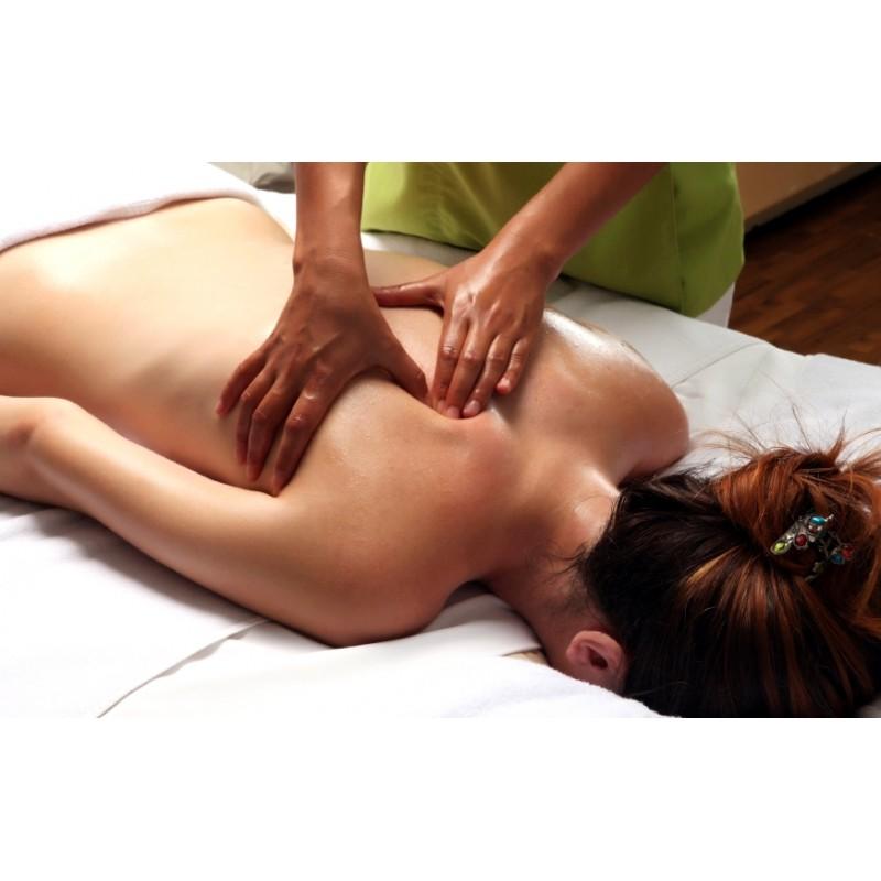 Dárkový poukaz na thajskou masáž zad a šíje v hodnotě 790 Kč