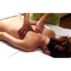 Dárkový poukaz na thajskou masáž zad a šíje v hodnotě 1090 Kč