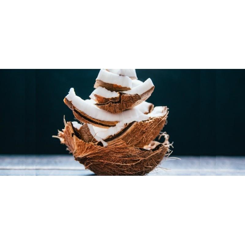 Dárkový poukaz na kokosovou olejovou masáž v hodnotě 950 Kč