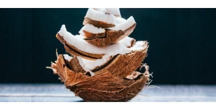 Kokosová olejová masáž