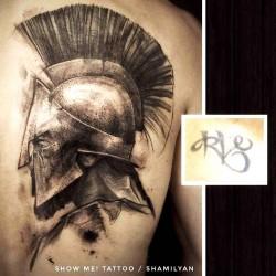 Dárkový poukaz na originální tetování z Show me! Tattoo v hodnotě 5000 Kč