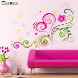 Dárkový poukaz na úžasné dekorace na zeď z COOL HOME v hodnotě 300 Kč