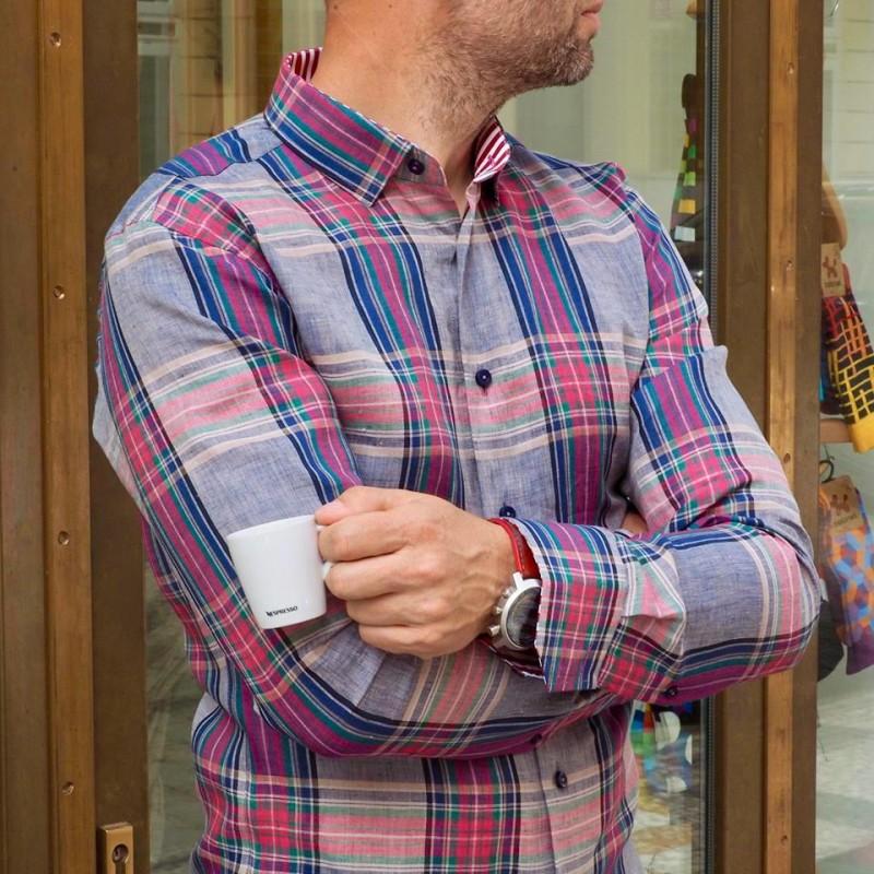 de4fb69029a Dárkový poukaz na originální košili na míru v hodnotě 3 290 Kč