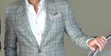 Luxusní oblek na míru