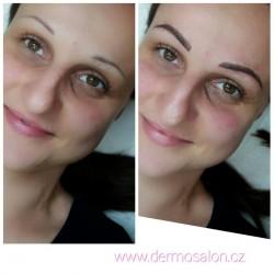 Dárkový poukaz na permanentní make -up obočí v hodnotě 3 250 Kč