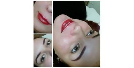 Permanentní make -up obočí