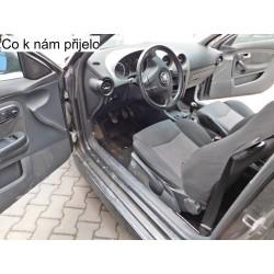 Dárkový poukaz na kompletní úklid interiéru vozidla včetně tepování v hodnotě 3025 Kč