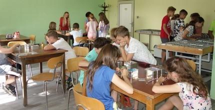 Zábava s korálky pro celou třídu (20 osob)